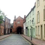 Historic Abbey Street (We're just on the right!)